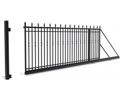Brána HAGA  posuvná