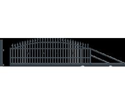 Brána MONACO posuvná