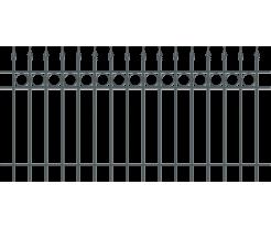 Plotový dielec OXFORD 2000